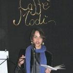 Alexandra Petrova al  Caffè Modì di Mantova