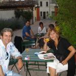 Fabrizio Arrighi e Agneta Falk al Galeter 21-06-2008