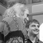 jack hirschman e Massimo Baraldi