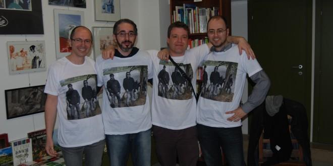 SOPRAVVIVERE ALLA CRISI – Dave Lordan Italian Tour, 6 aprile 2012 – Verona