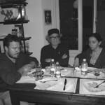 ... e gli avanzi della cena dei poeti