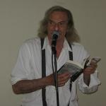 Jack Hirschman al Galeter 21-06-2008